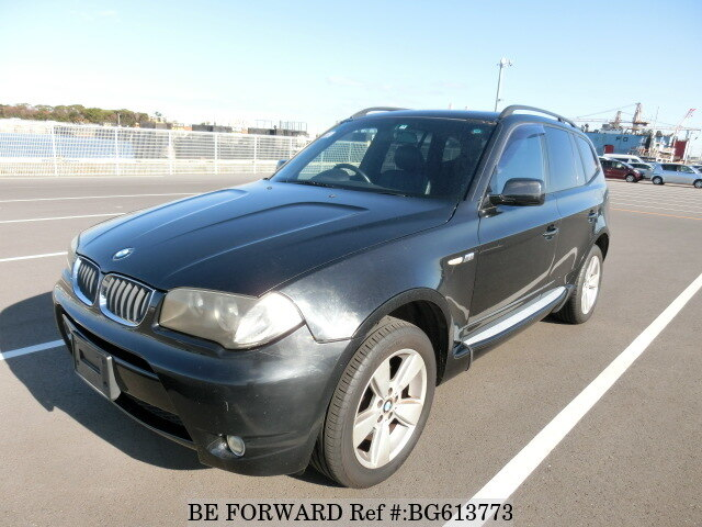 Used 2005 BMW X3 BG613773 for Sale
