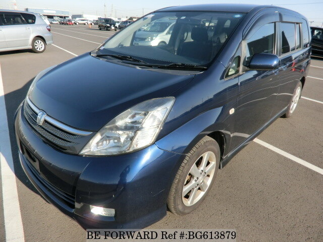 Used 2006 TOYOTA ISIS BG613879 for Sale