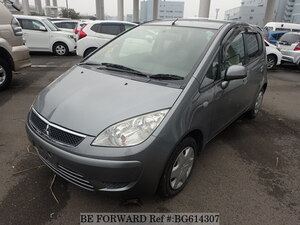 Used 2010 MITSUBISHI COLT BG614307 for Sale
