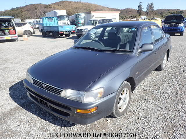 Used 1995 TOYOTA COROLLA SEDAN BG617070 for Sale