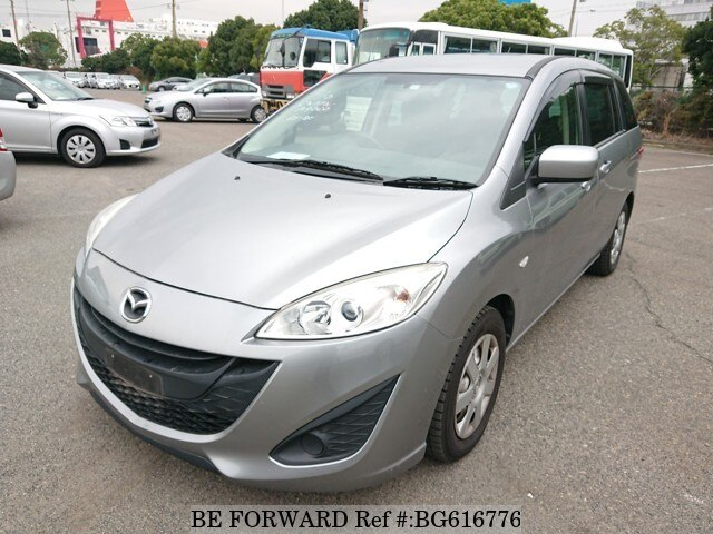 Used 2014 MAZDA PREMACY BG616776 for Sale