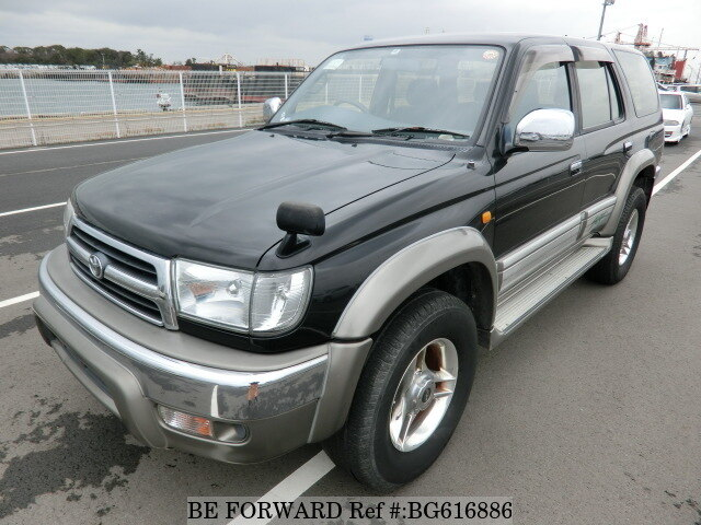 Used 2000 TOYOTA HILUX SURF BG616886 for Sale