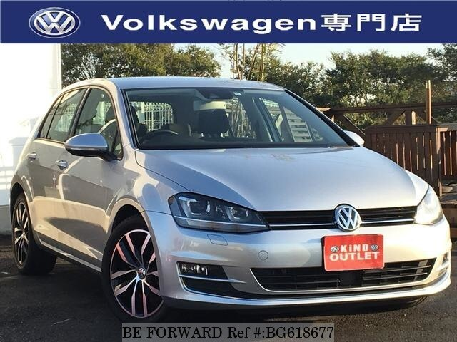 Used 2014 VOLKSWAGEN GOLF BG618677 for Sale
