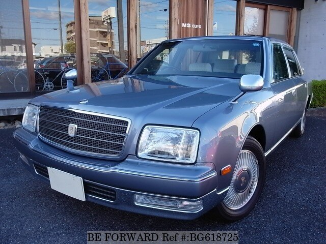Toyota Century For Sale >> 2002 Toyota Century