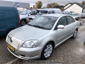 Used 2003 TOYOTA AVENSIS BG619010 for Sale