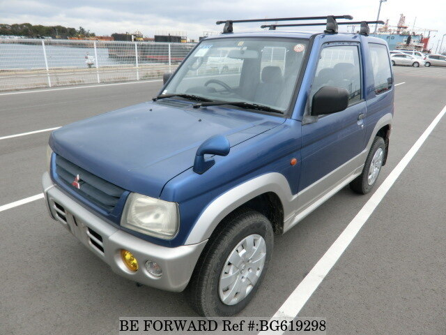 Used 1998 MITSUBISHI PAJERO MINI BG619298 for Sale