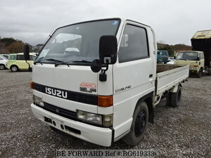 Used 1991 ISUZU ELF TRUCK BG619333 for Sale