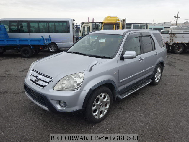Used 2004 HONDA CR-V BG619243 for Sale