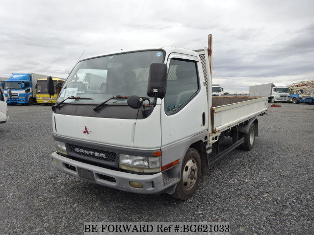 Used 1999 MITSUBISHI CANTER BG621033 for Sale