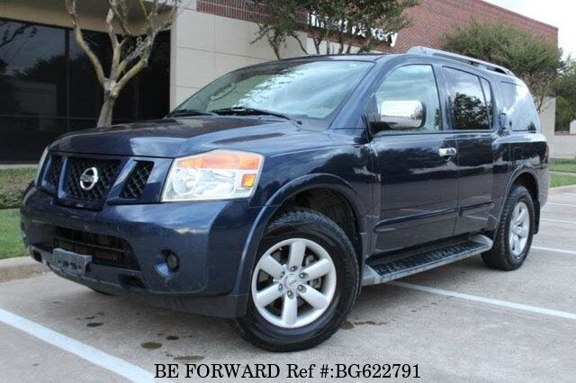 Used 2010 Nissan Armada Se Rwd V8 For Sale Bg622791 Be Forward