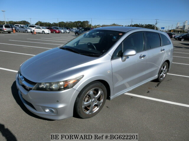 Used 2006 HONDA STREAM BG622201 for Sale