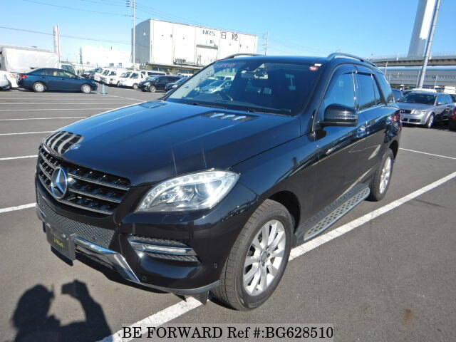 Used 2013 MERCEDES-BENZ M-CLASS BG628510 for Sale