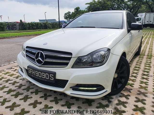 Mercedes C Class Coupe >> 2013 Mercedes Benz C Class
