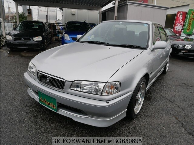 Used 1999 TOYOTA SPRINTER SEDAN BG650895 for Sale