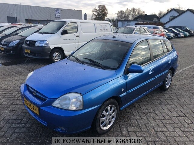 Used 2004 KIA RIO BG651336 for Sale