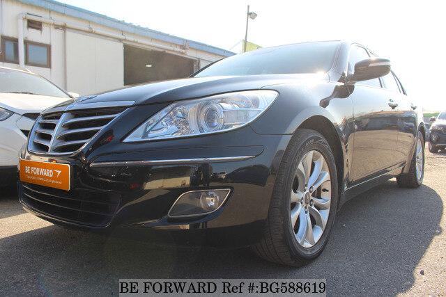 Used 2008 HYUNDAI GENESIS BG588619 for Sale