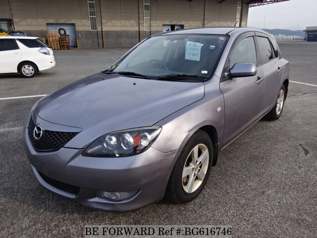 Used 2005 MAZDA AXELA SPORT BG616746 for Sale