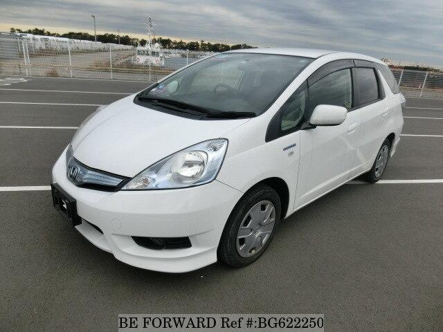 Used 2012 Honda Fit Shuttle Hybrid C Daa Gp2 For Sale Bg622250 Be Forward