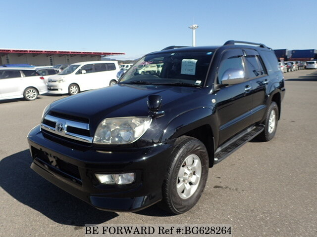 Used 2004 TOYOTA HILUX SURF BG628264 for Sale