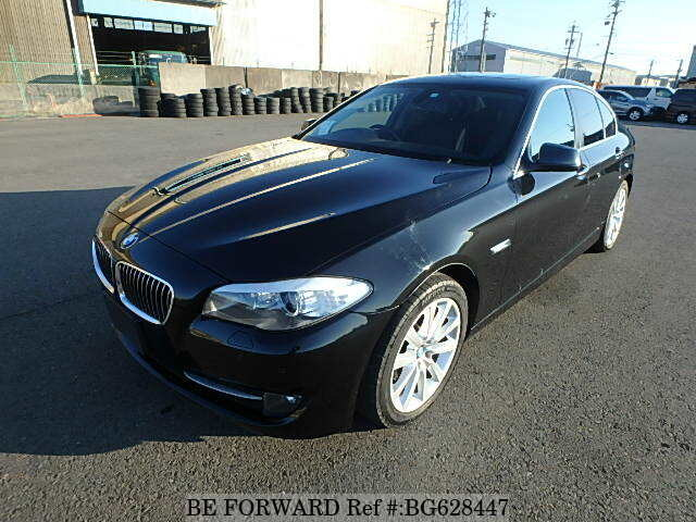 Used 2012 BMW 5 SERIES BG628447 for Sale