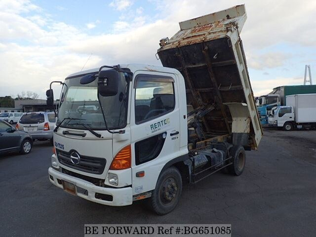 Used 2003 HINO RANGER BG651085 for Sale