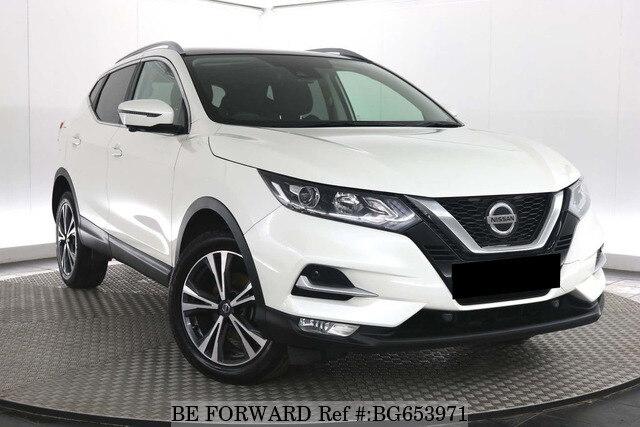 Nissan Qashqai 2018 >> 2018 Nissan Qashqai