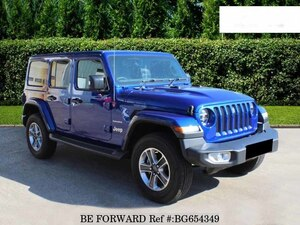 Used 2019 Jeep Wrangler Automatic Petrol For Sale Bg654349 Be
