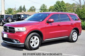 Used 2014 DODGE DURANGO BG654670 for Sale