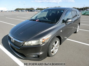 Used 2007 HONDA STREAM BG653313 for Sale