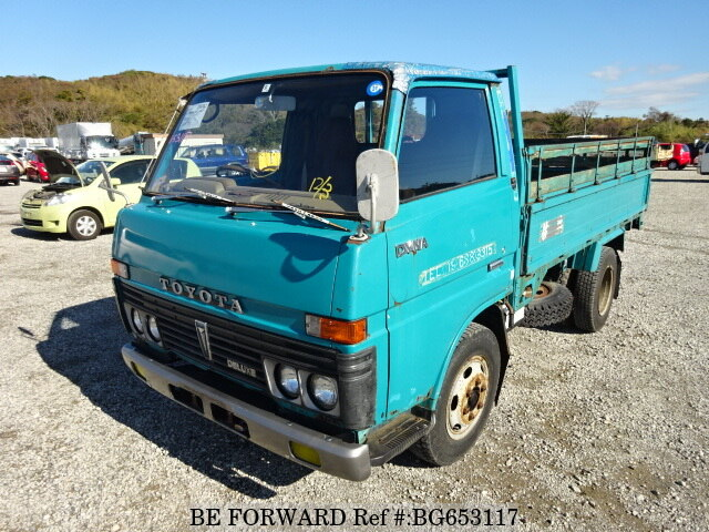Used 1978 TOYOTA DYNA TRUCK BG653117 for Sale