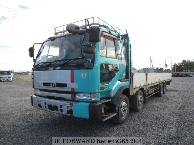 Used 1998 NISSAN BIG THUMB BG653904 for Sale