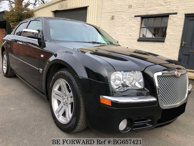 Used 2007 CHRYSLER 300C BG657421 for Sale