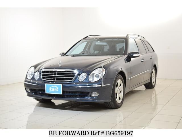 Used 2005 MERCEDES-BENZ E-CLASS BG659197 for Sale