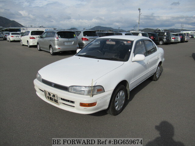Used 1994 TOYOTA SPRINTER SEDAN BG659674 for Sale
