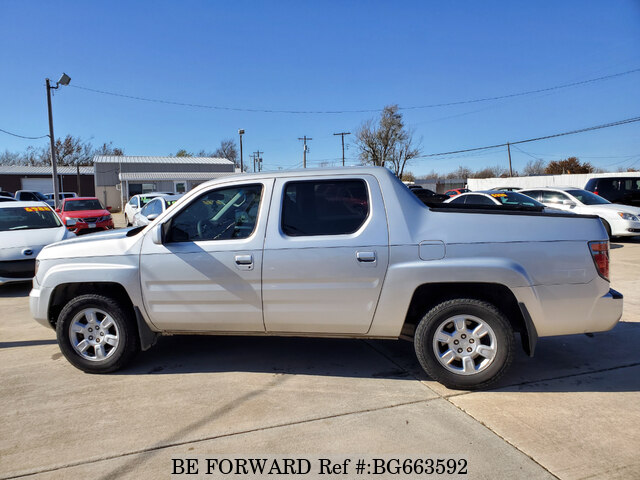 Used 2006 HONDA RIDGELINE BG663592 for Sale