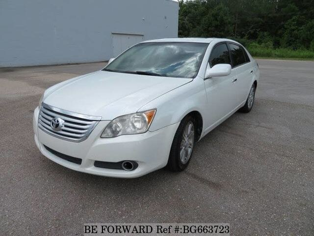 Used 2008 TOYOTA AVALON BG663723 for Sale
