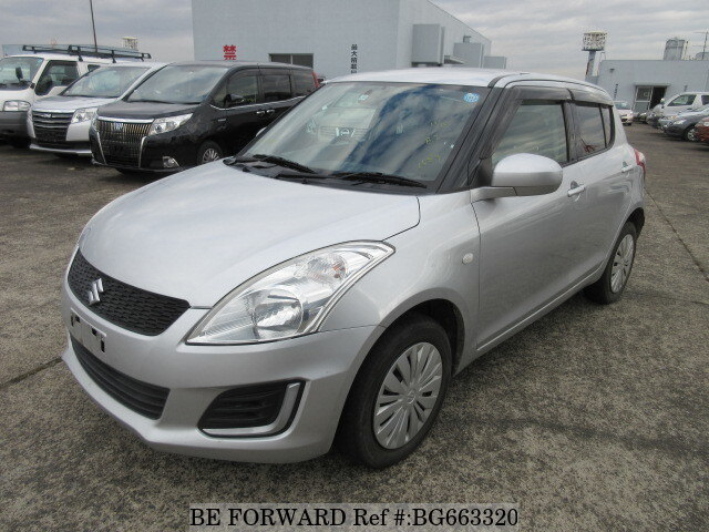 Used 2013 SUZUKI SWIFT BG663320 for Sale