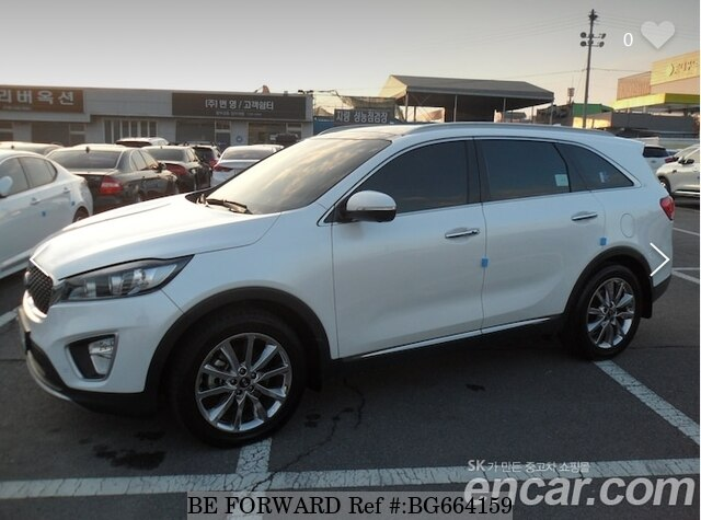 Used 2015 KIA SORENTO BG664159 for Sale