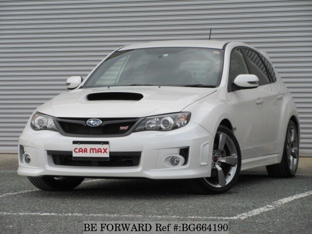 Used Subaru Wrx Sti For Sale >> 2012 Subaru Impreza Wrx Sti