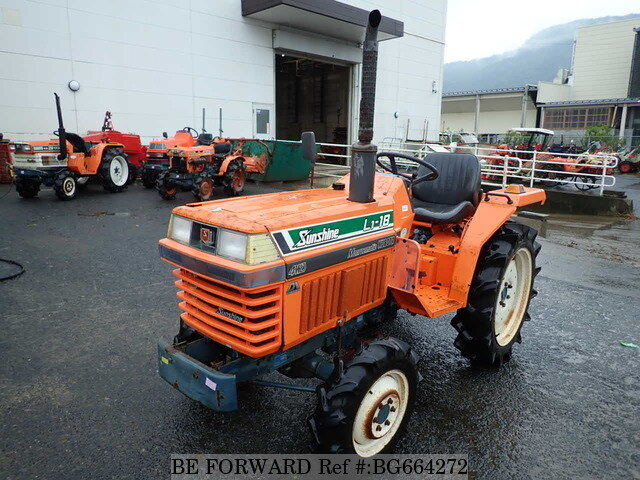 Used 1983 KUBOTA L1-18D BG664272 for Sale