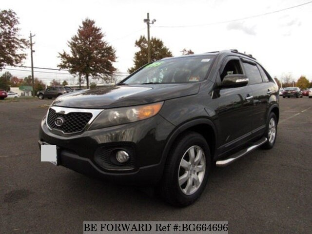 Used 2012 KIA SORENTO BG664696 for Sale