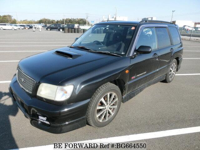 Used 2000 Subaru Forester Stb Stigf Sf5 For Sale Bg664550