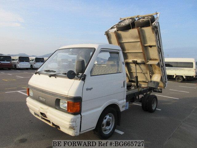 Used 1990 MAZDA BONGO TRUCK/S-SEF8T for Sale BG665727 - BE ...