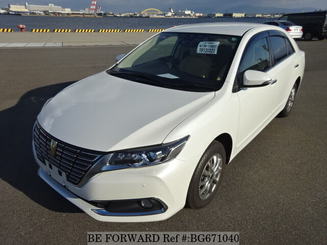 Used 2016 TOYOTA PREMIO BG671040 for Sale