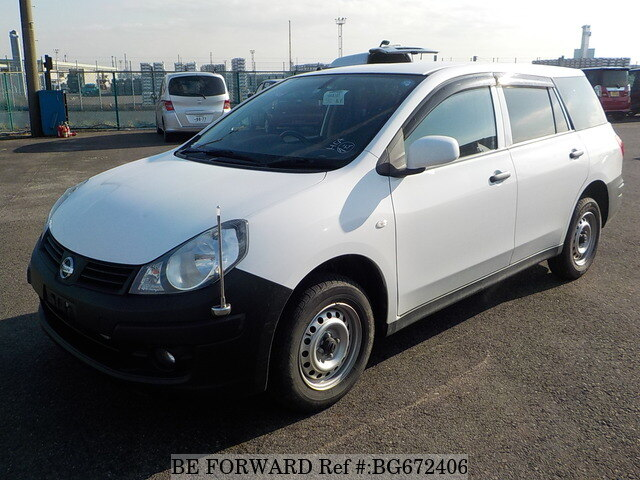 Used 2014 NISSAN AD VAN BG672406 for Sale