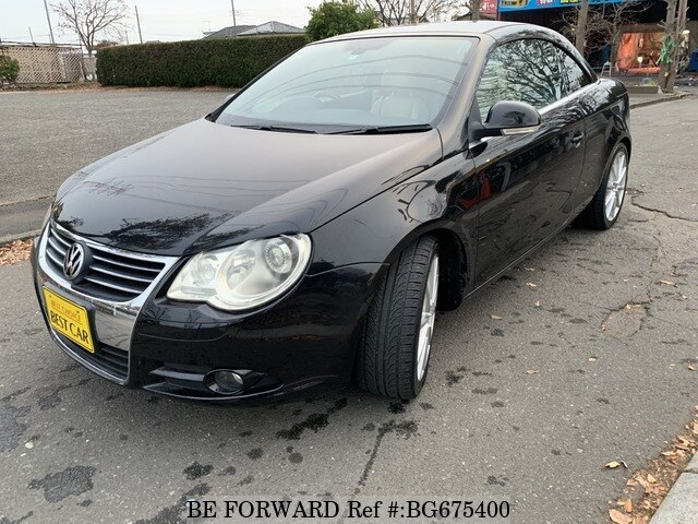 Used 2008 VOLKSWAGEN EOS BG675400 for Sale