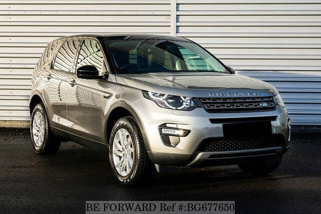 Land Rover Discovery Sport 2018 >> 2018 Land Rover Discovery Sport