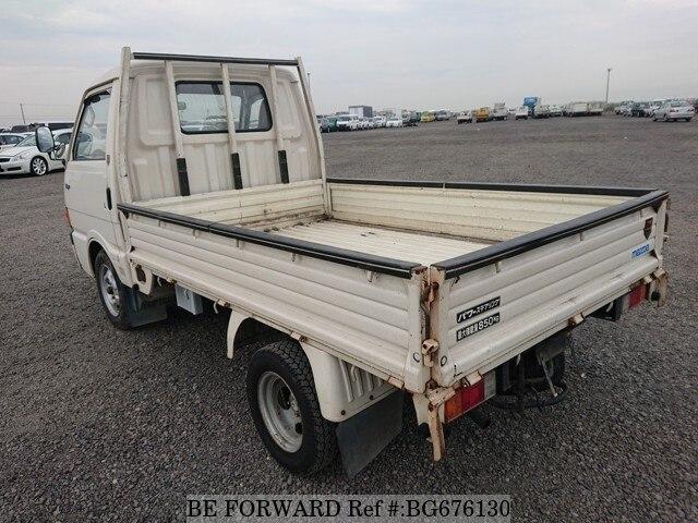 Used 1989 MAZDA BONGO TRUCK/S-SEF8T for Sale BG676130 - BE ...