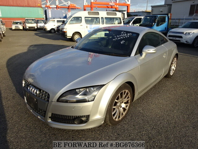 Used 2007 AUDI TT BG676366 for Sale