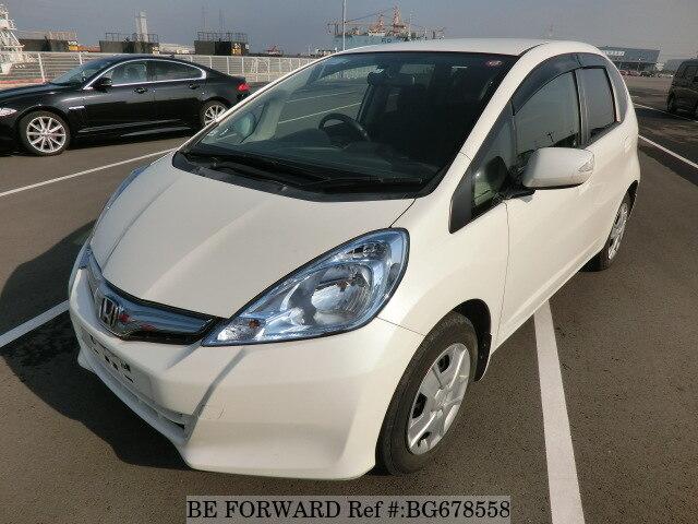 Used 2011 Honda Fit Hybrid Daa Gp1 For Sale Bg678558 Be Forward
